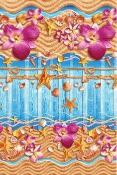Полотенца банные - пляжные вафельные